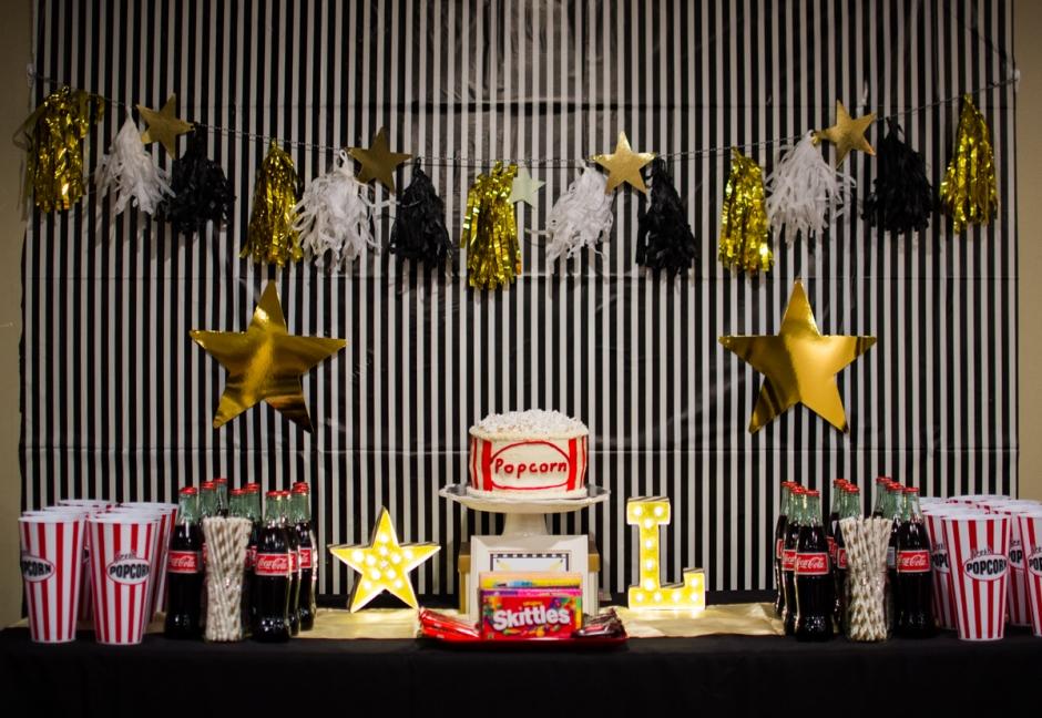Rochester NY Birthday Party Movie Themed